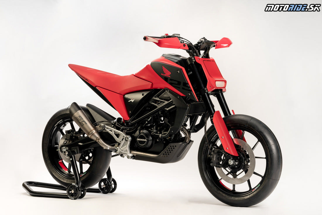 Honda CB125M koncept - EICMA 2018