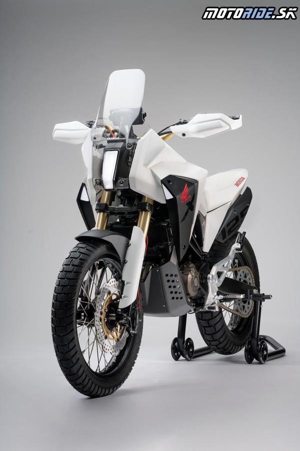 Honda CB125X koncept - EICMA 2018