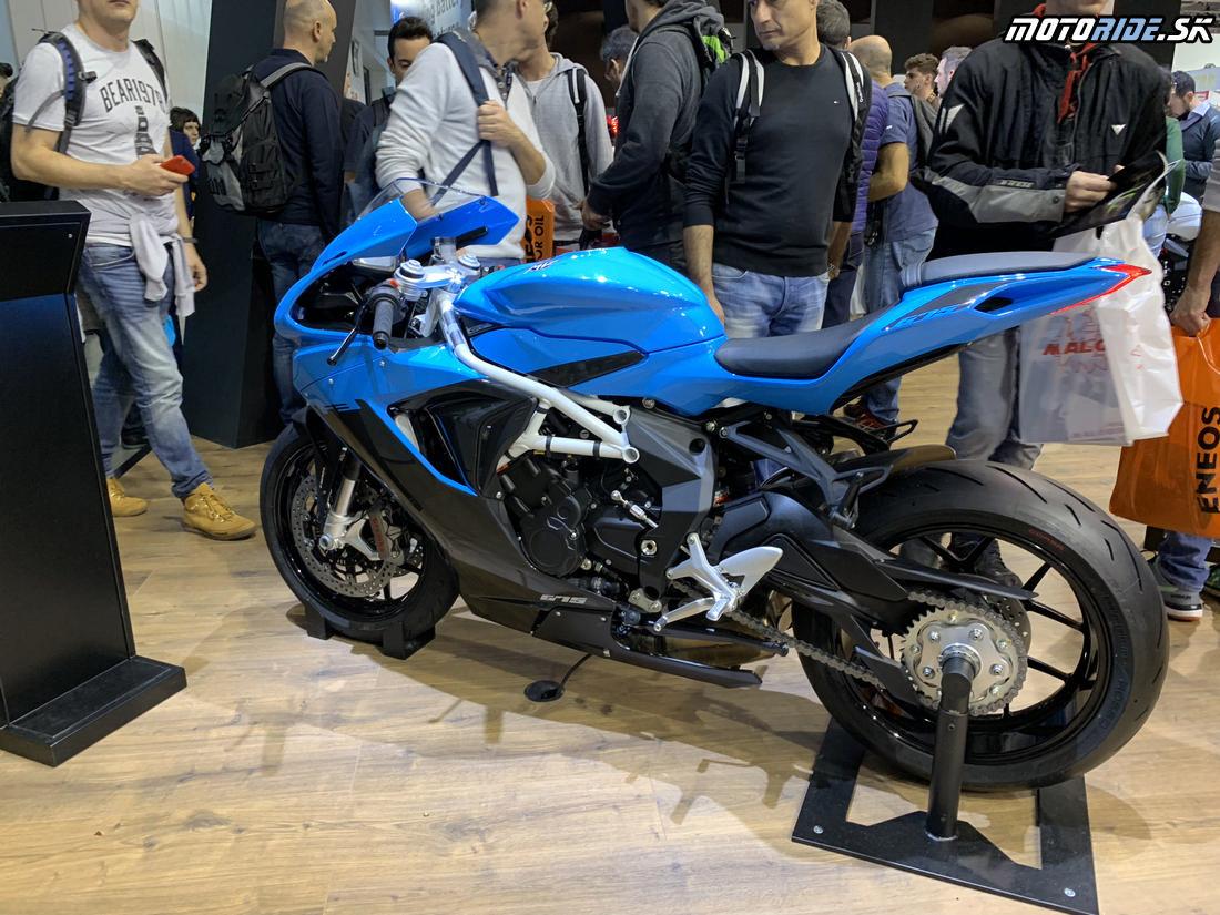 MV Agusta F3 2019 - EICMA 2018