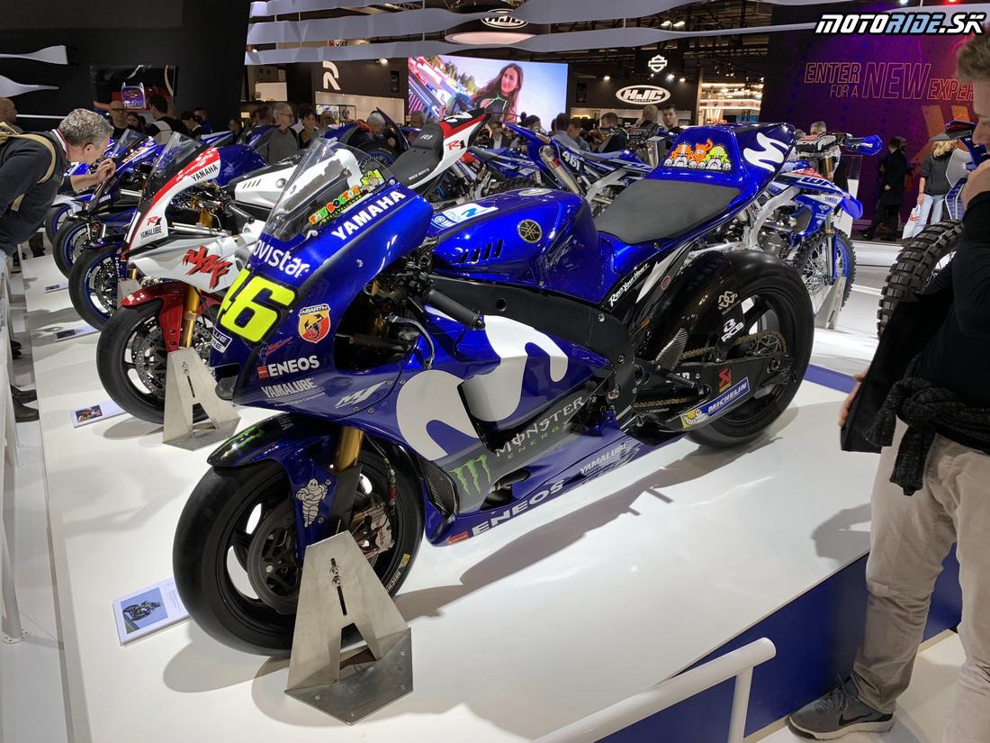 Yamaha MotoGP - EICMA 2018