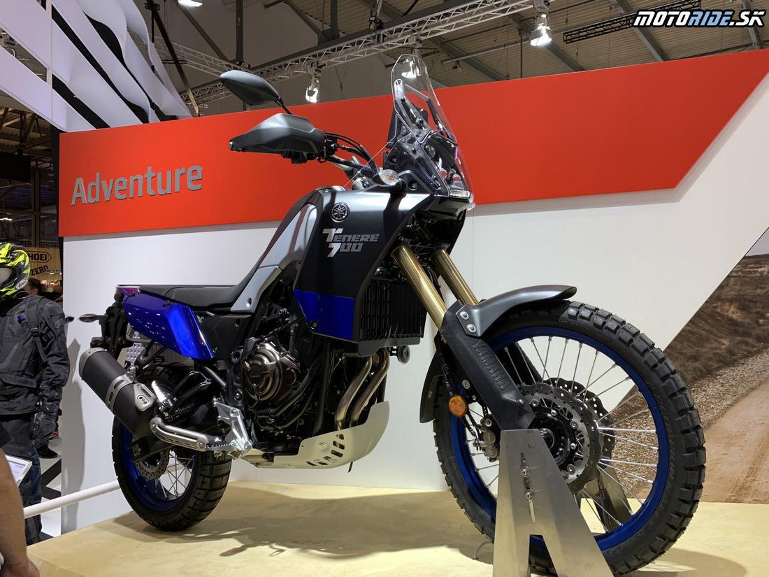 6a8d50ead Yamaha oficiálne oznámila cenu modelu Ténéré 700 2019 a dátum uvedenia na  trh: motoride.sk