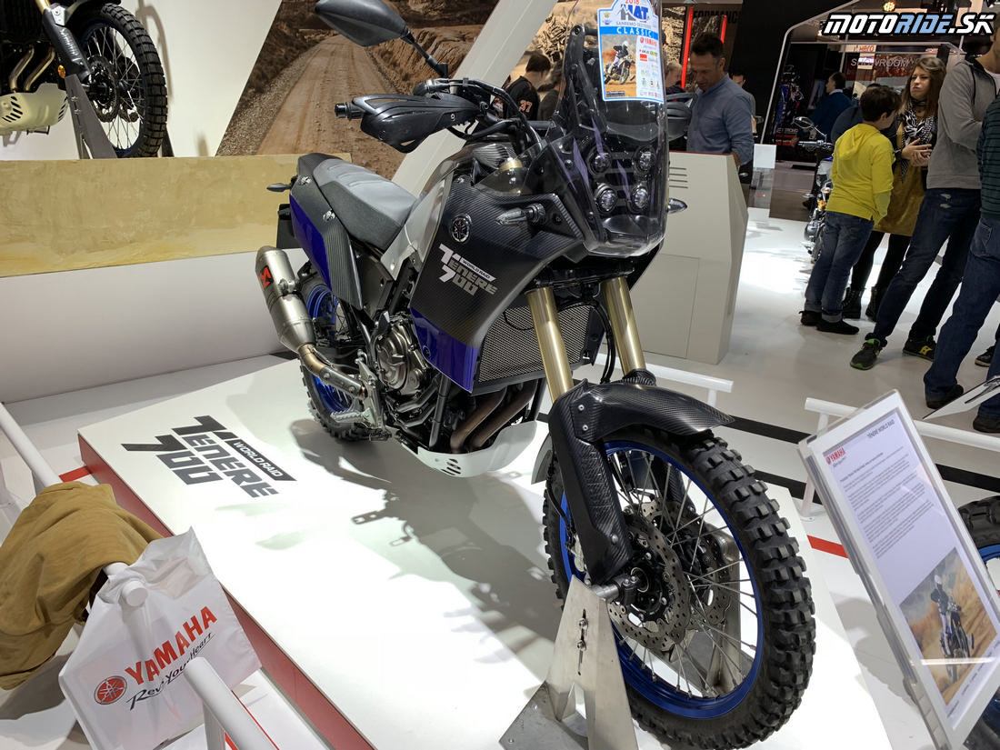Yamaha Ténéré 700 2019 - EICMA 2018