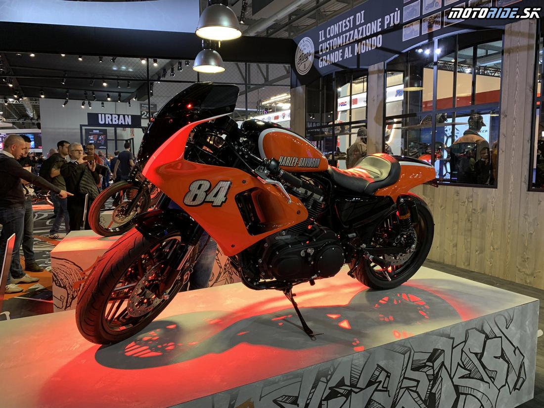 Harley-Davidson - EICMA 2018