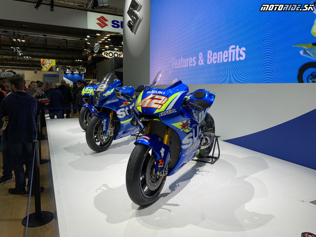 Suzuki  MotoGP - EICMA 2018