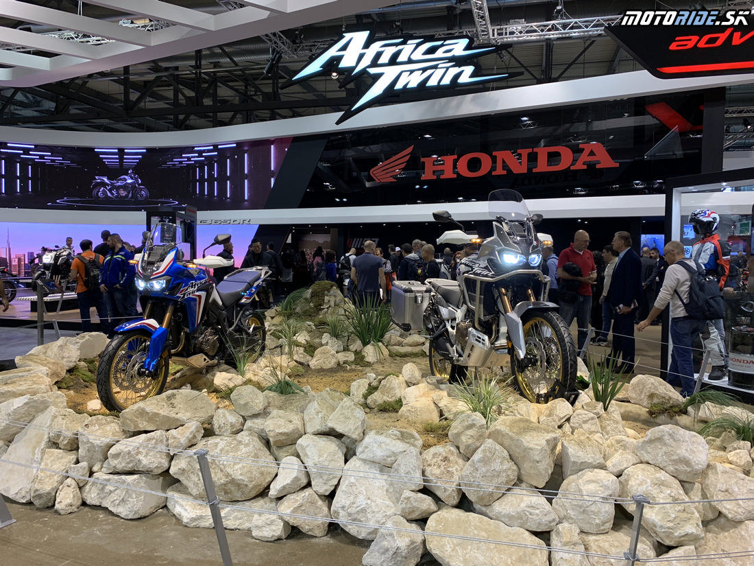Honda CRF1000L Africa Twin 2019 - EICMA 2018
