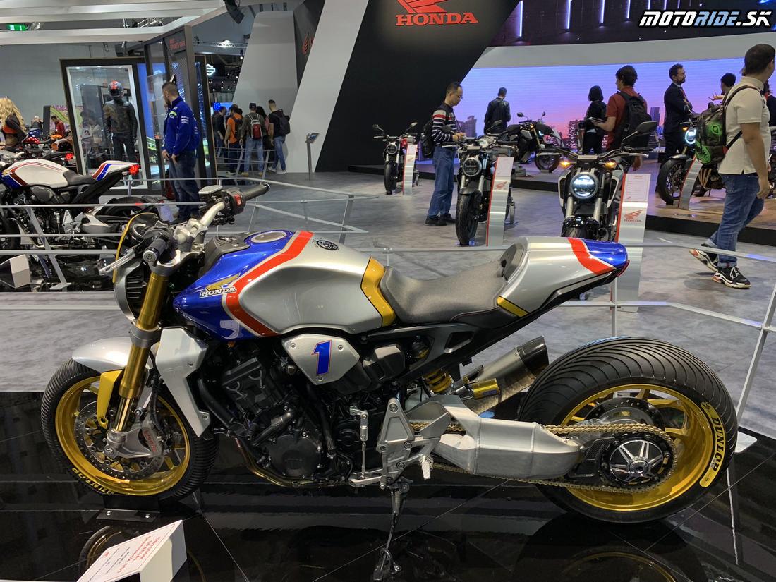Honda CB1000R - EICMA 2018