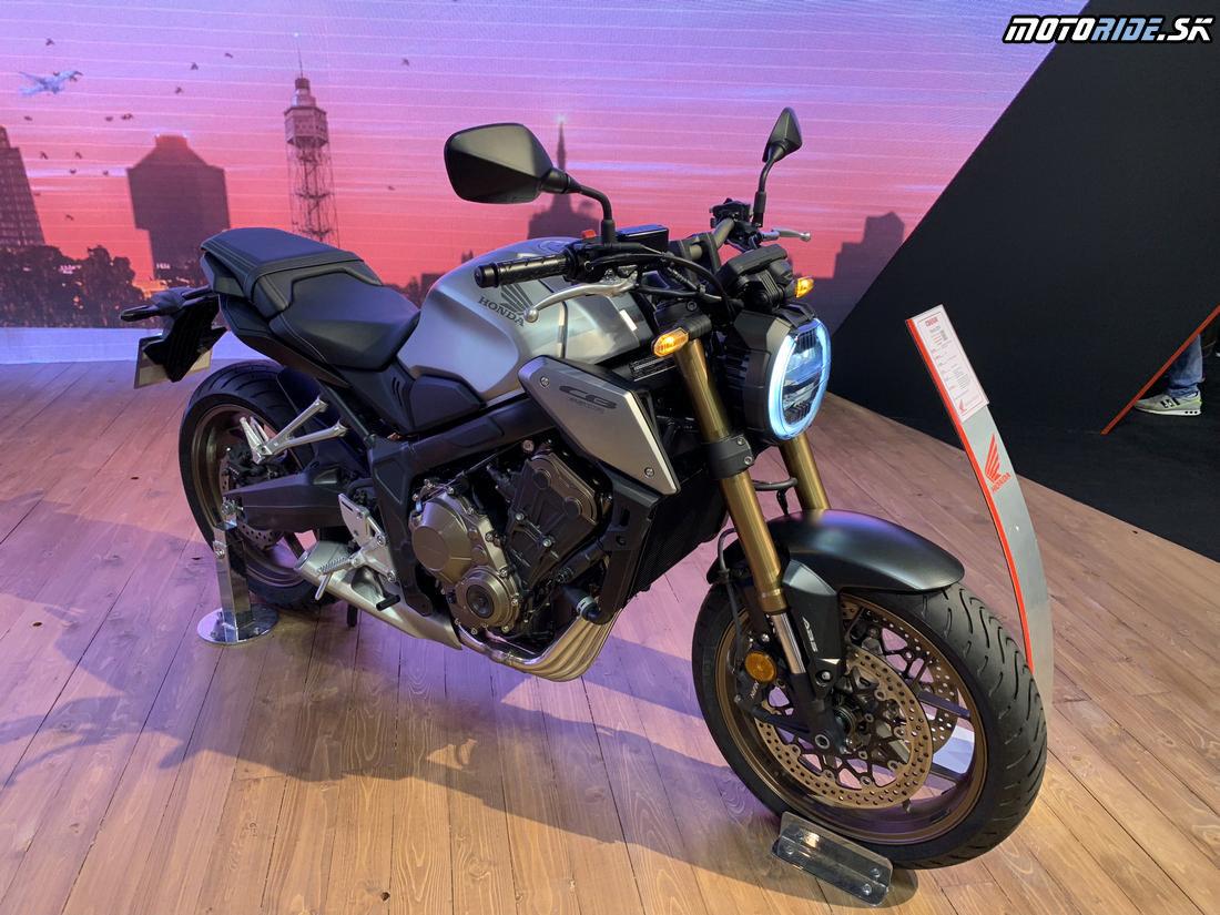 Honda CB650R 2019 - EICMA 2018