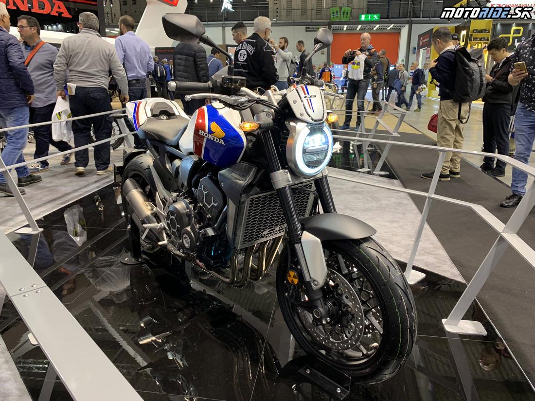 Honda CB1000R 2019 - EICMA 2018