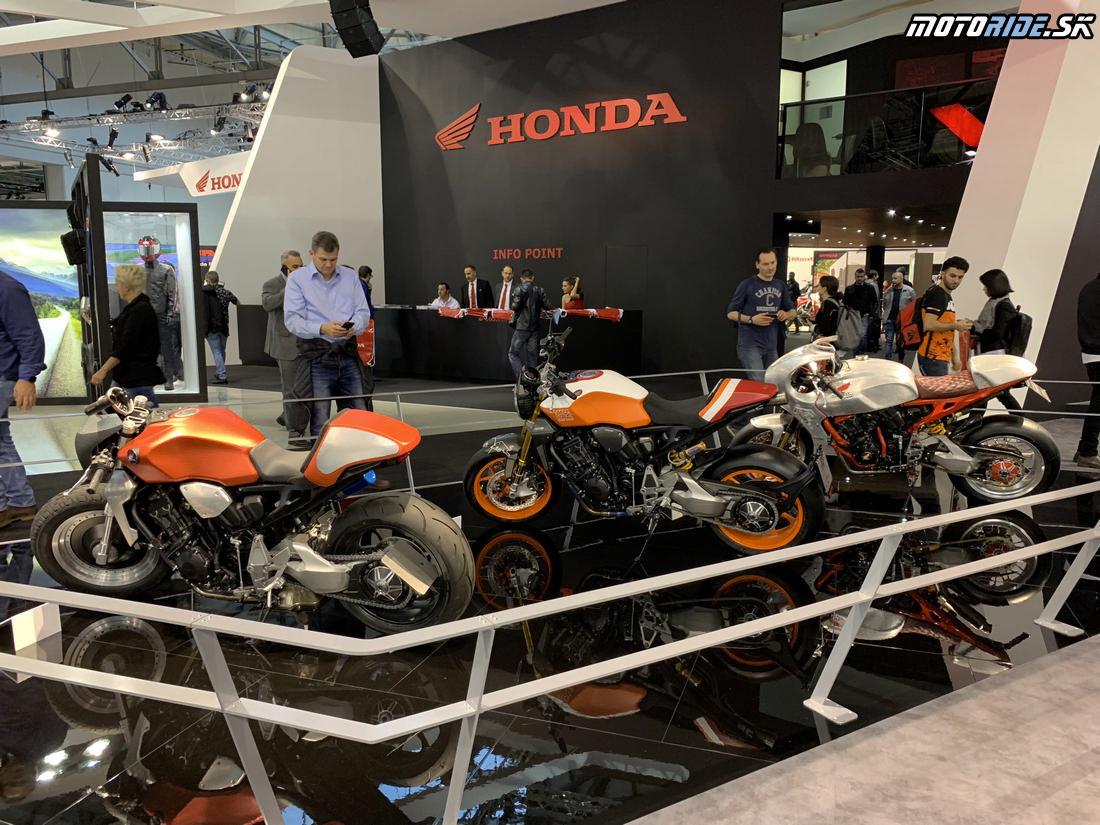 Honda CB - EICMA 2018