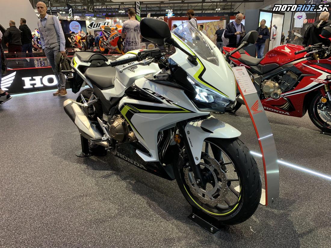 Honda CBR500R 2019 - EICMA 2018