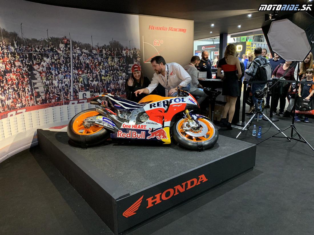 Honda MotoHP - EICMA 2018