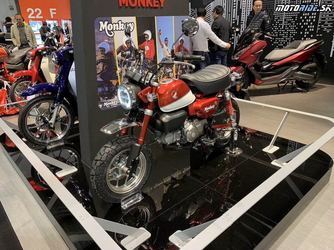 Honda Monkey 125 - EICMA 2018