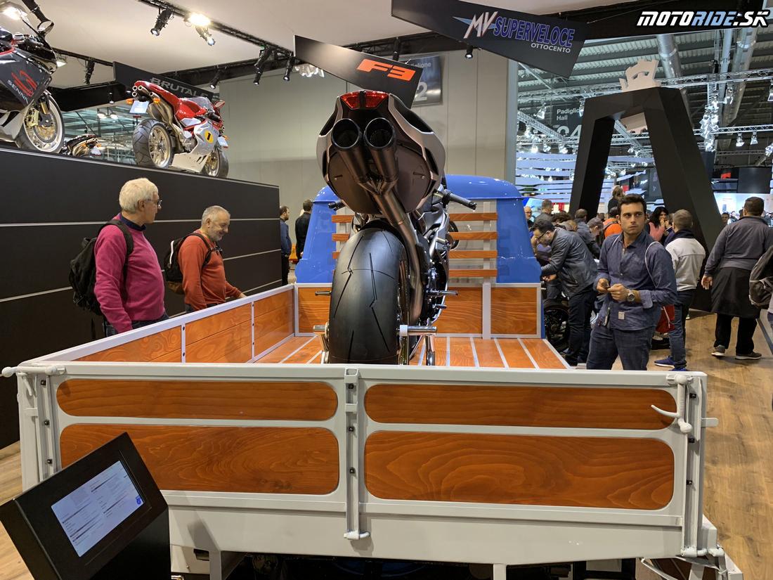 MV Agusta F4 Cladio 2019 - EICMA 2018