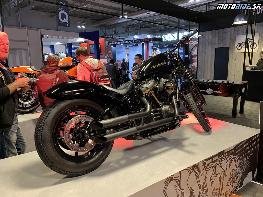 Harley Davidson - EICMA 2018