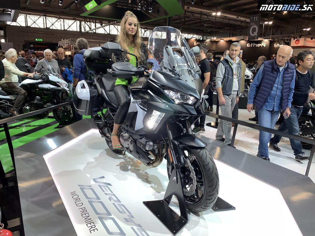 Kawasaki  - EICMA 2018