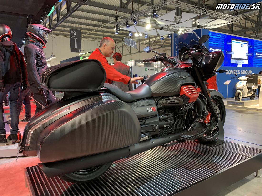 Moto Guzzi EICMA 2018