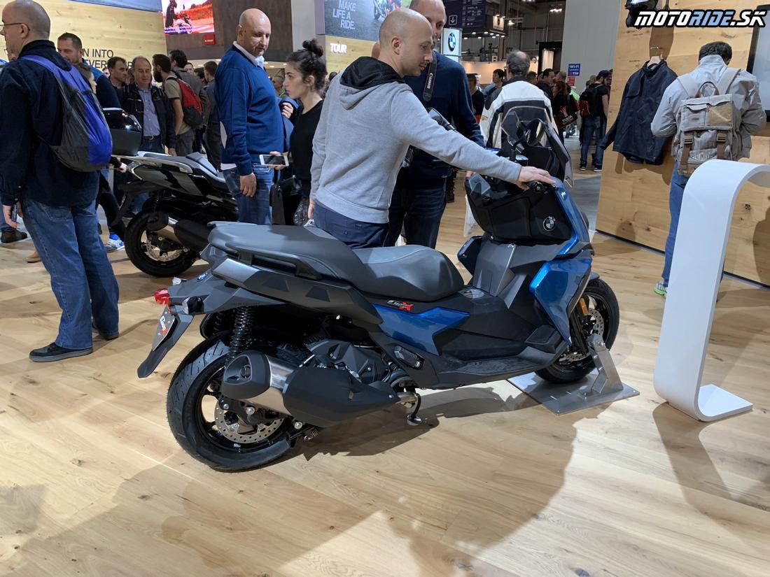 BMW EICMA 2018