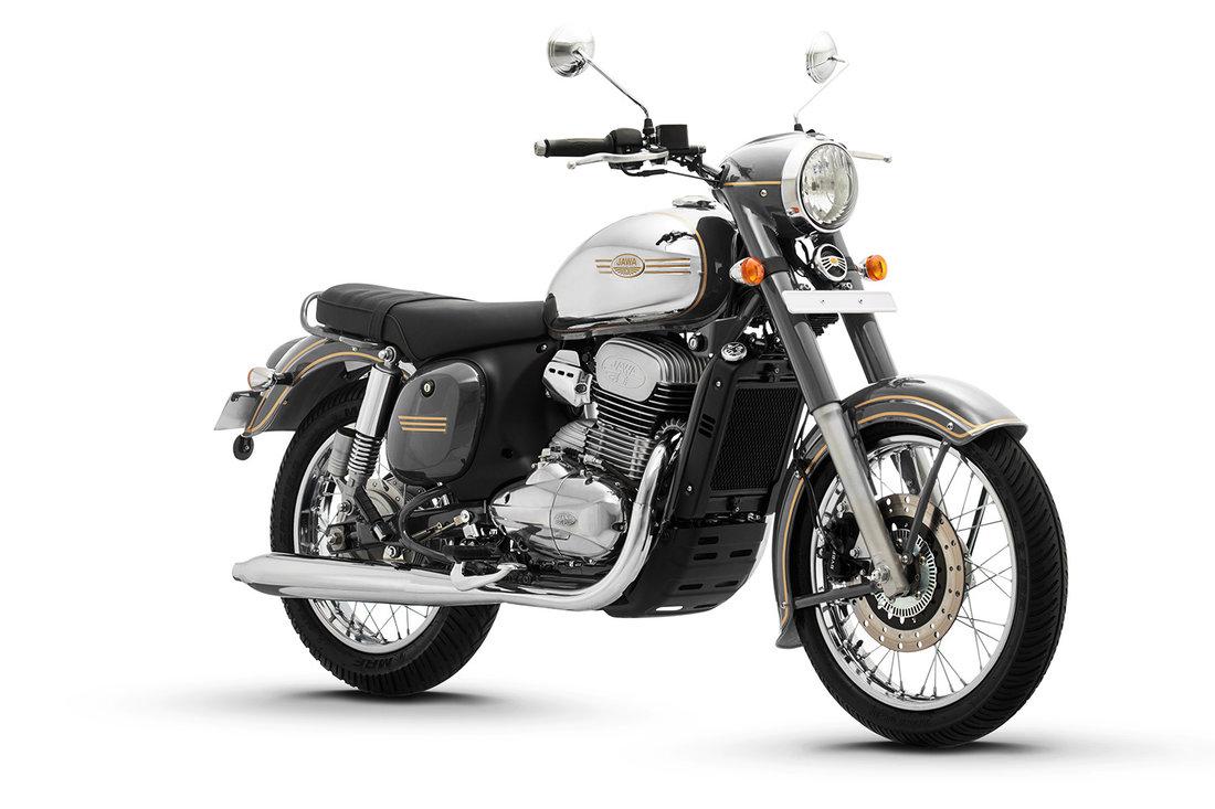 Jawa 300 2019 - Mahindra  predstavila nové Jawy 2019 pre indický trh