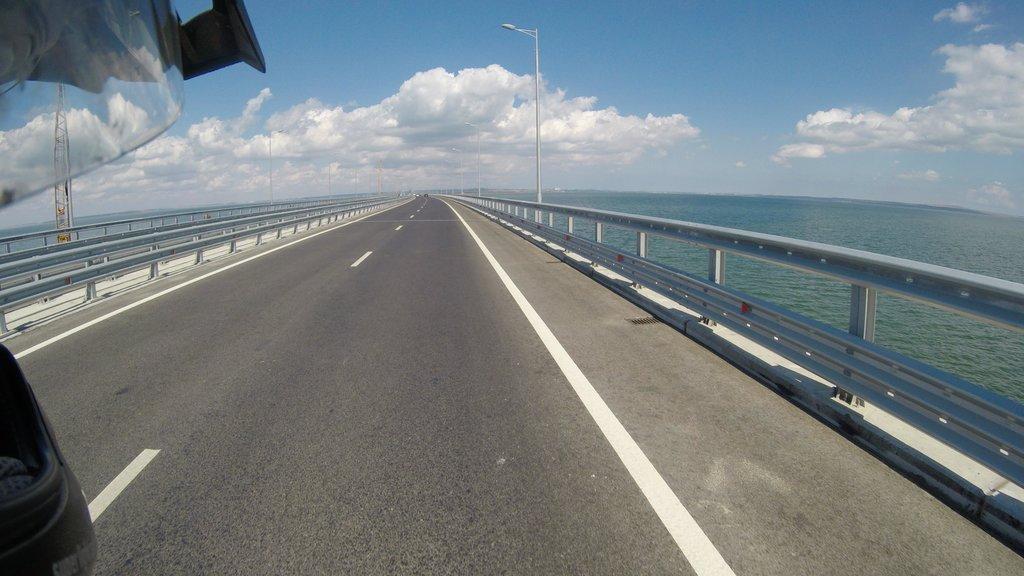Krymský most, Rusko - Bod záujmu