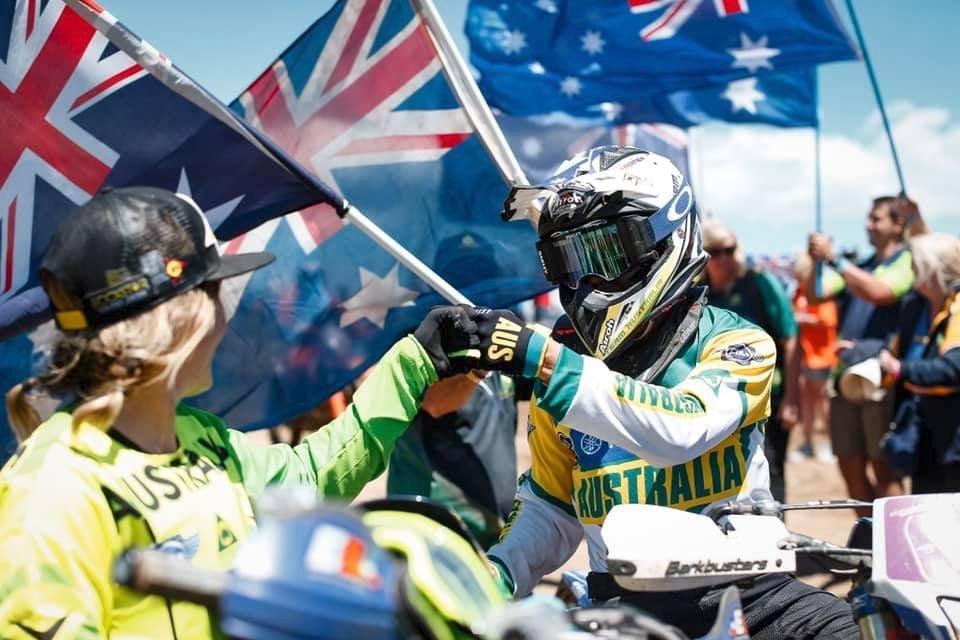 Austrália víťazom hlavnej súťaže World trophy - ISDE 2018