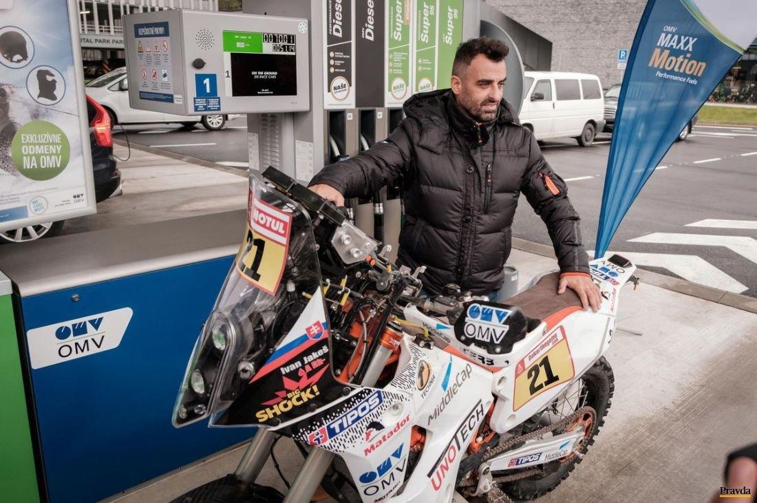 Ivan Jakeš - Slováci sa pripravujú na Dakar 2019