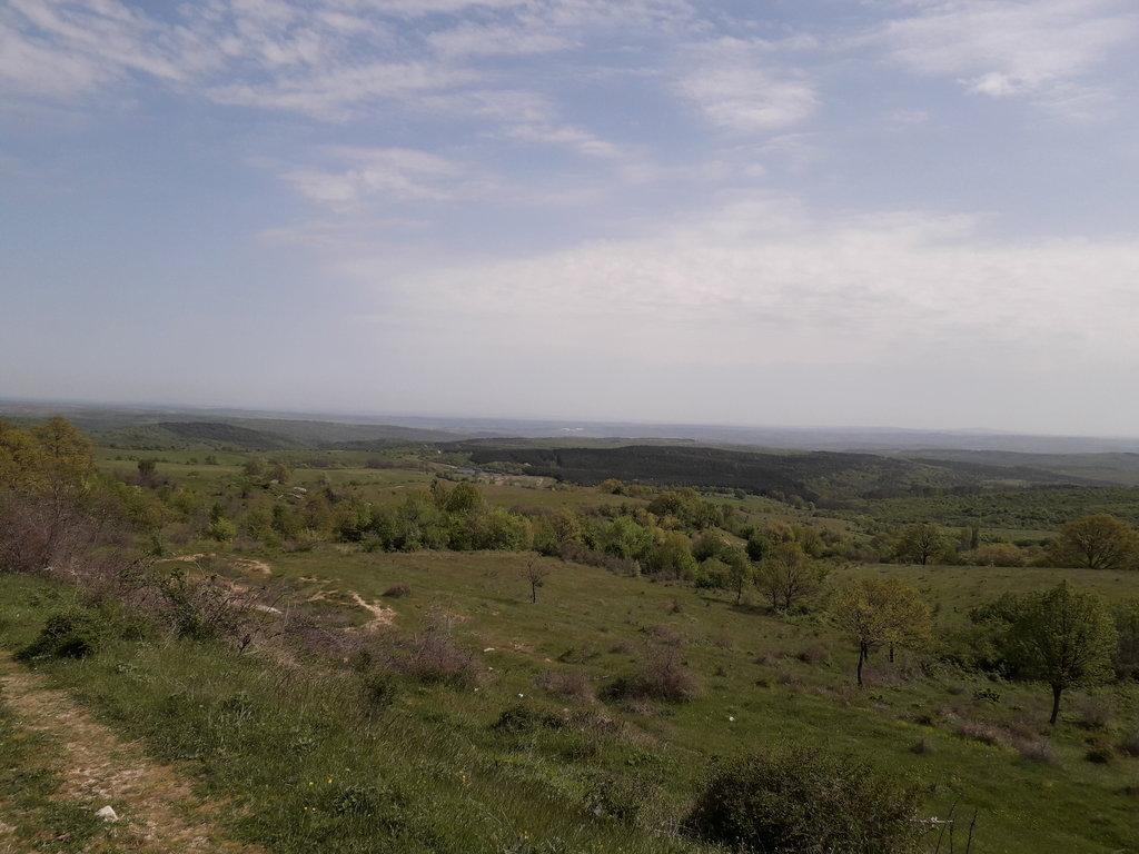 vútrozemie Bulharska