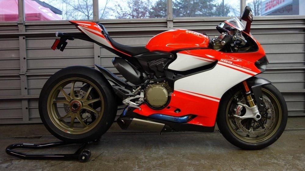 Ducati 1199 R Superleggera