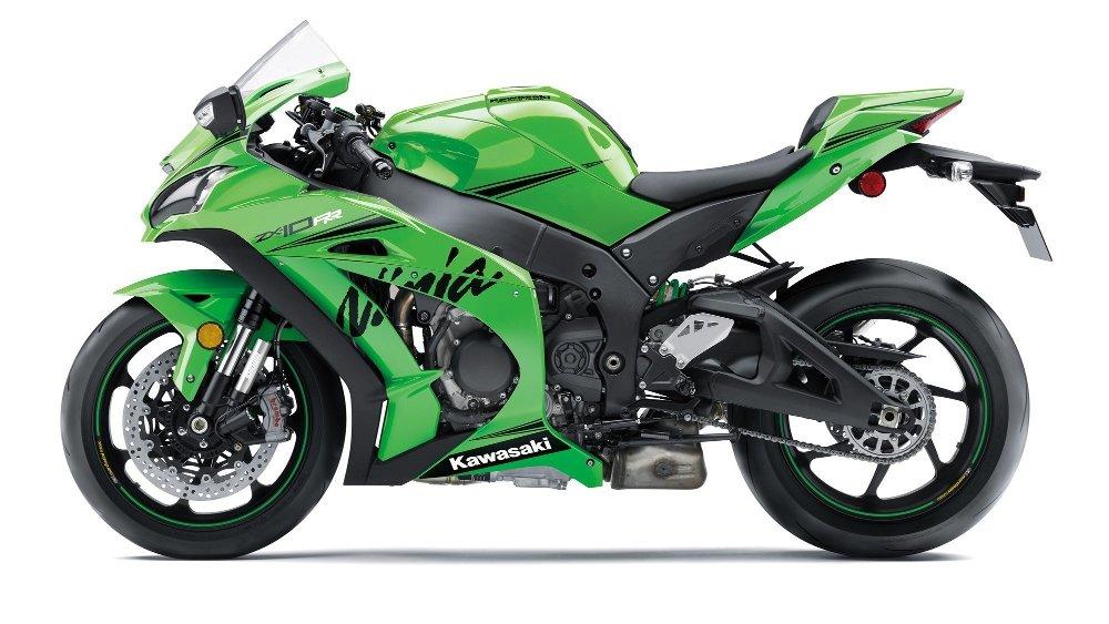 Kawasaki ZX10RR 2019