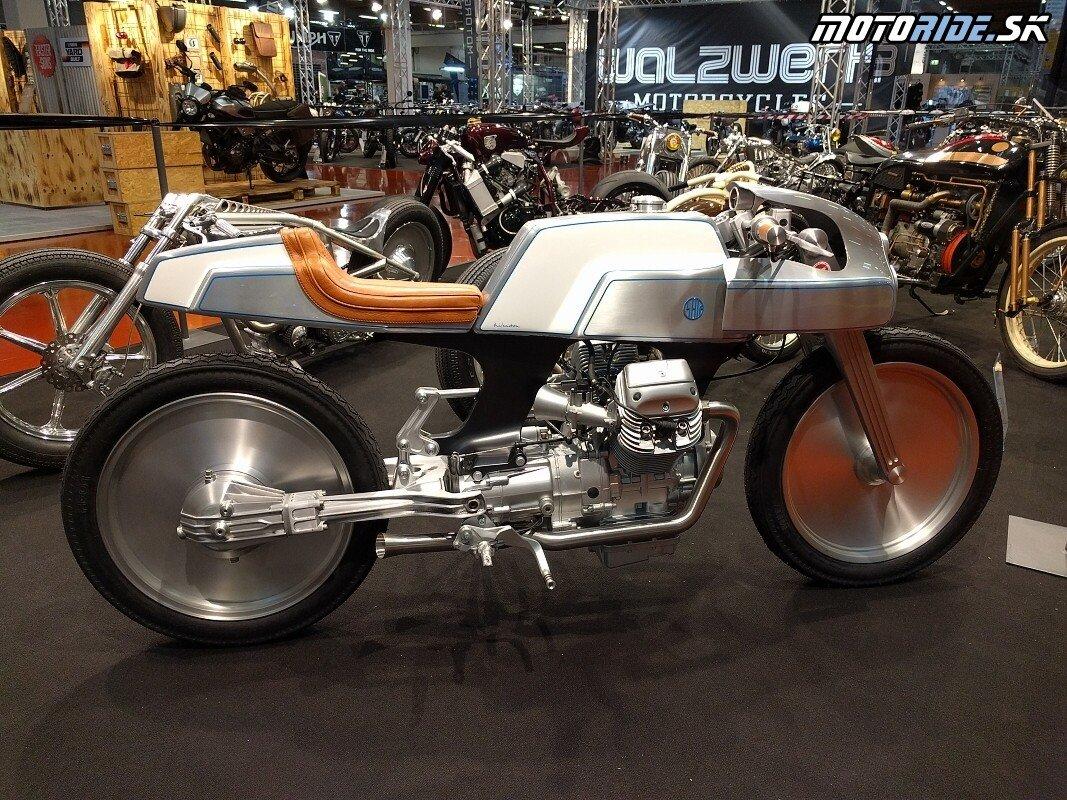 Moto Guzzi - Custombike Show Bad Salzuflen 2018
