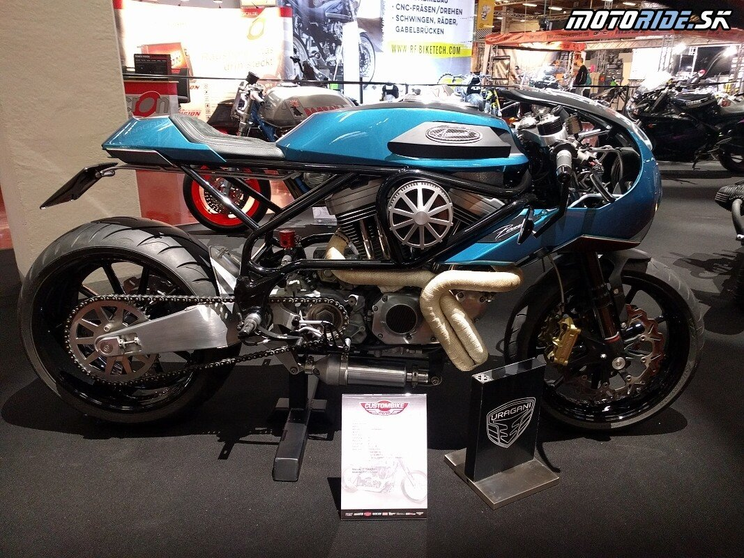 Buell - Custombike Show Bad Salzuflen 2018