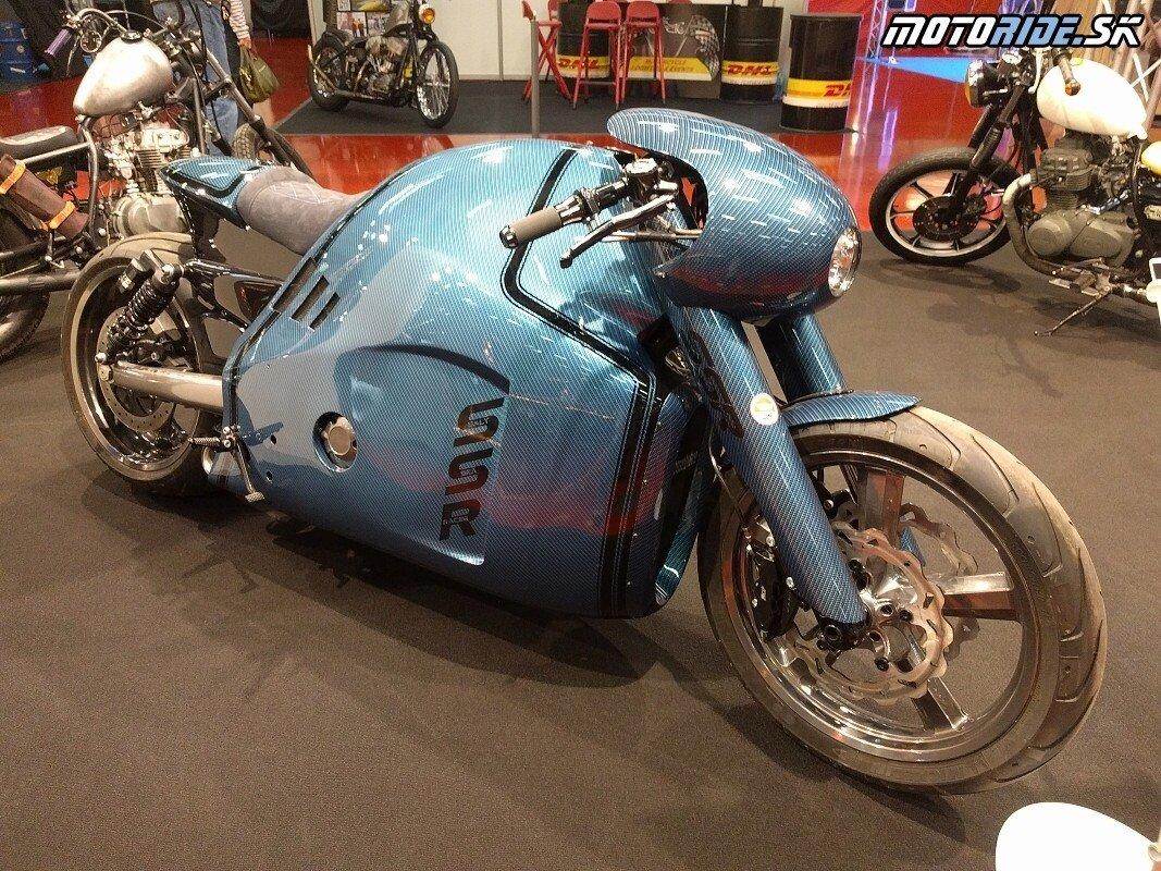 SSR78 - Custombike Show Bad Salzuflen 2018
