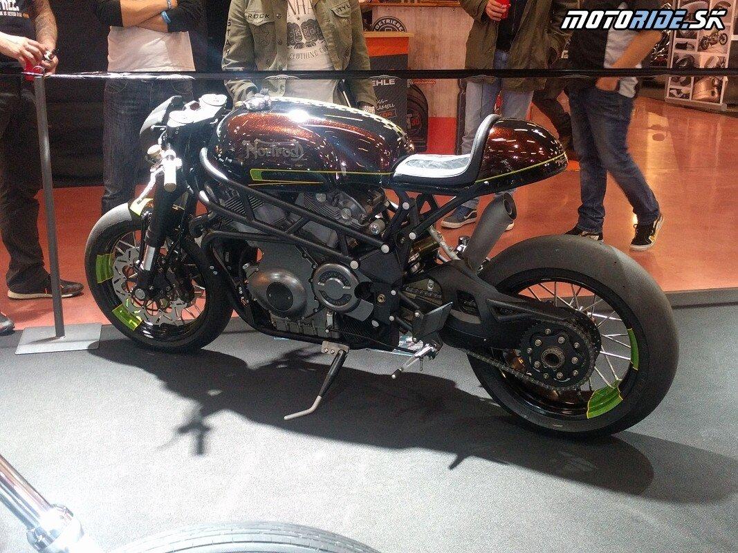 Nortrod - Custombike Show Bad Salzuflen 2018