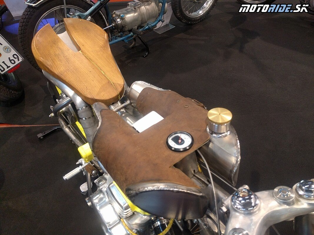 Honda 350 - Custombike Show Bad Salzuflen 2018