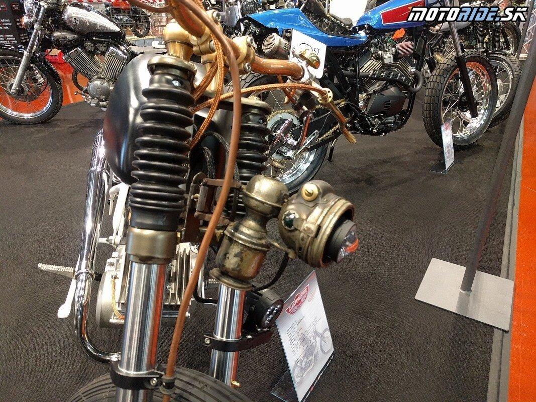Kapotáže - Custombike Show Bad Salzuflen 2018