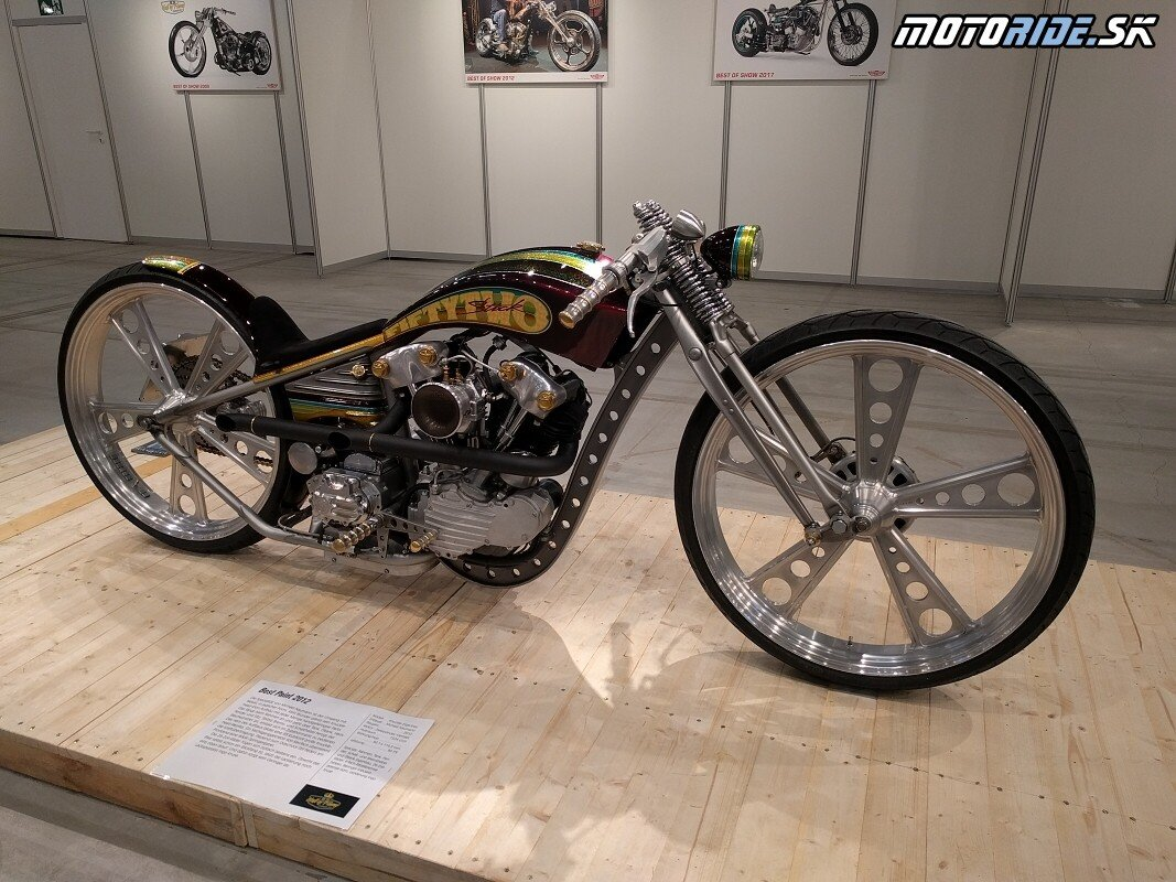 Built-off - Custombike Show Bad Salzuflen 2018