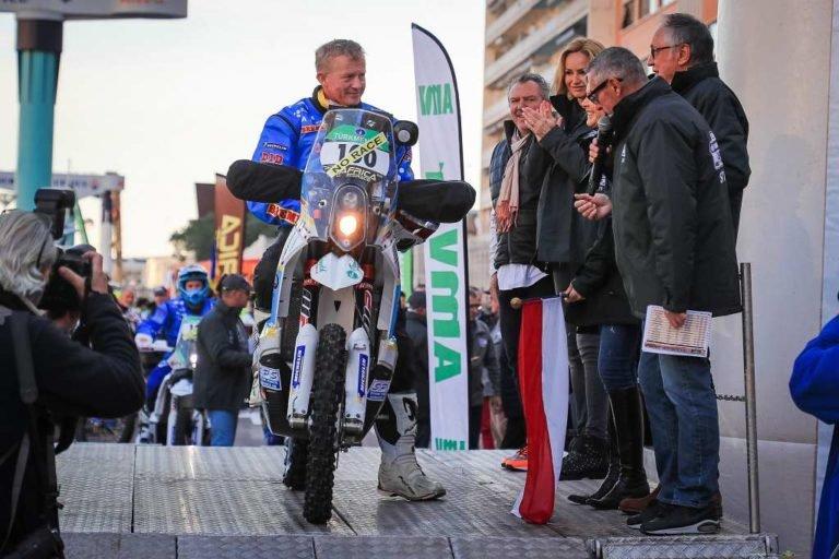 31.12.2018 - Africa Eco Race 2019 – Maťo Benko naživo