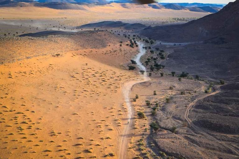 2.1.2019 - Druhá etapa - pravá Marocká Sahara - Africa Eco Race 2019 – Maťo Benko naživo