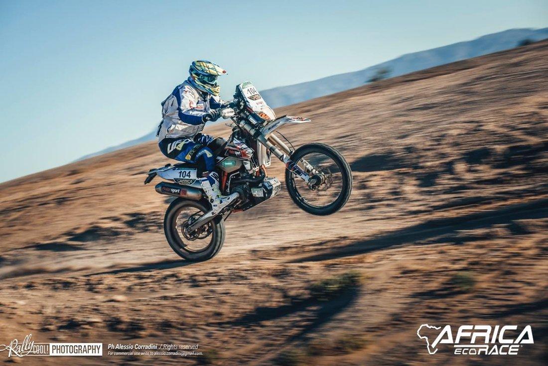 3. etapa - Africa Eco Race 2019 – Maťo Benko naživo