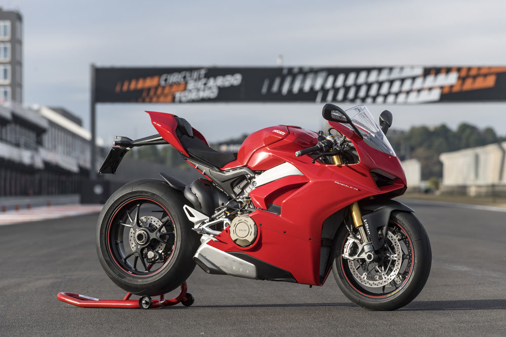 Ducati V4S