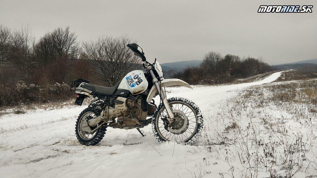 Konečne počasie na motorku  ;-)