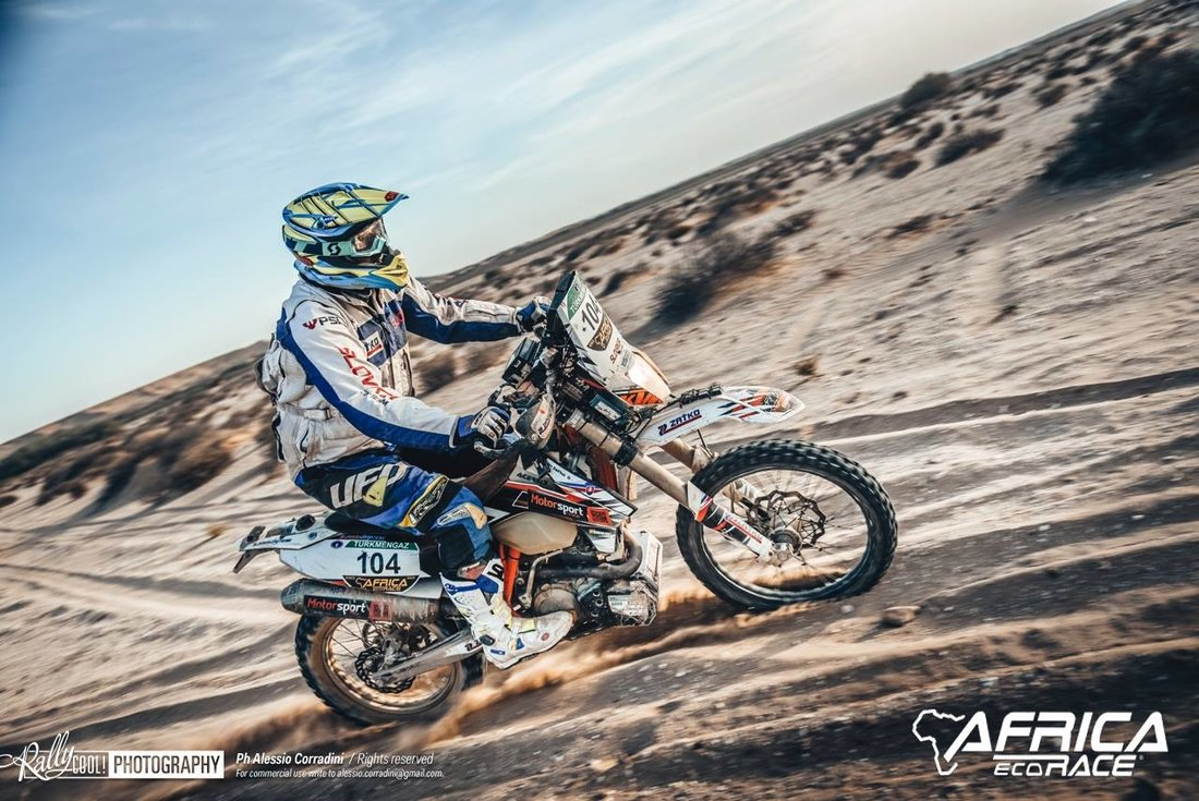 Správa z Dakhly - Africa Eco Race 2019 – Maťo Benko naživo
