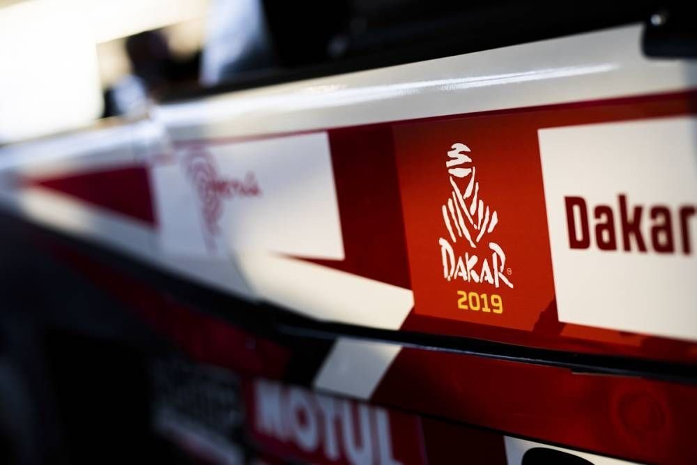 Dakar 2019 - prebierky