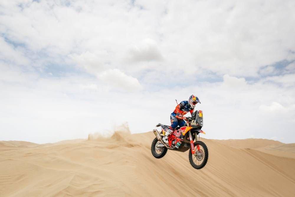 Walkner - Dakar 2019 - 1 etapa - Lima - Pisco