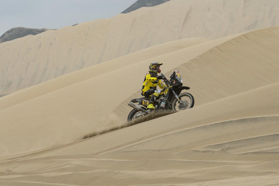 Štefan Svitko - Dakar 2019 - 1. etapa - Lima - Pisco