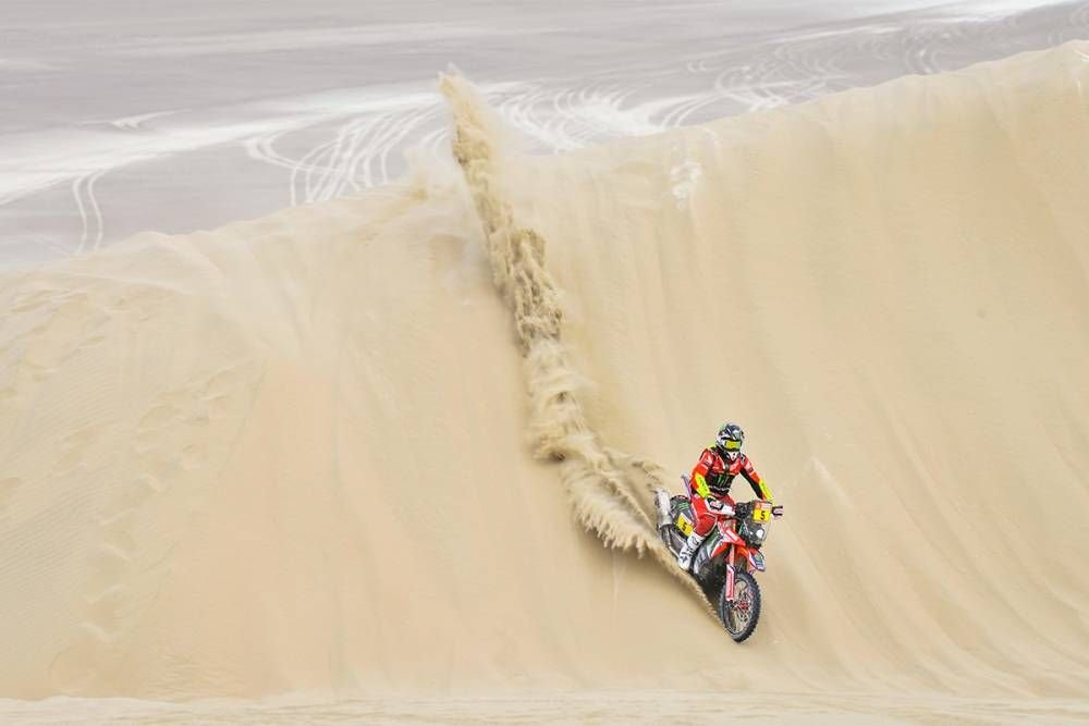 Dakar 2019 - 2. etapa - Pisco - San Juan de Marcona