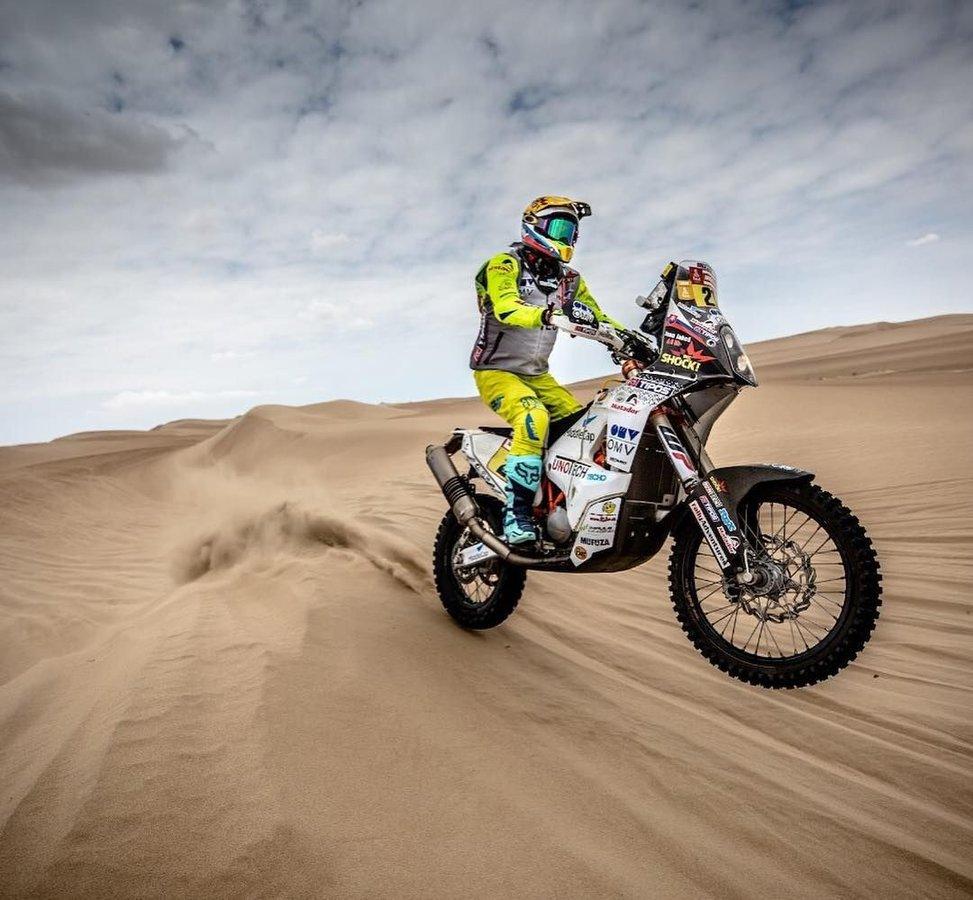 Ivan Jakeš - 1 etapa - Dakar 2019