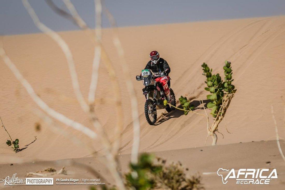 Africa Eco Race 2019 - 7. eatapa - Africa Eco Race 2019 – Maťo Benko naživo