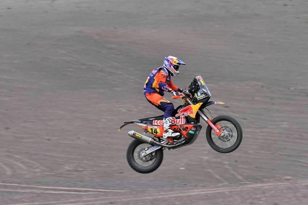 Dakar 2019 -  3 etapa - San Juan de Marcona - Arequipa