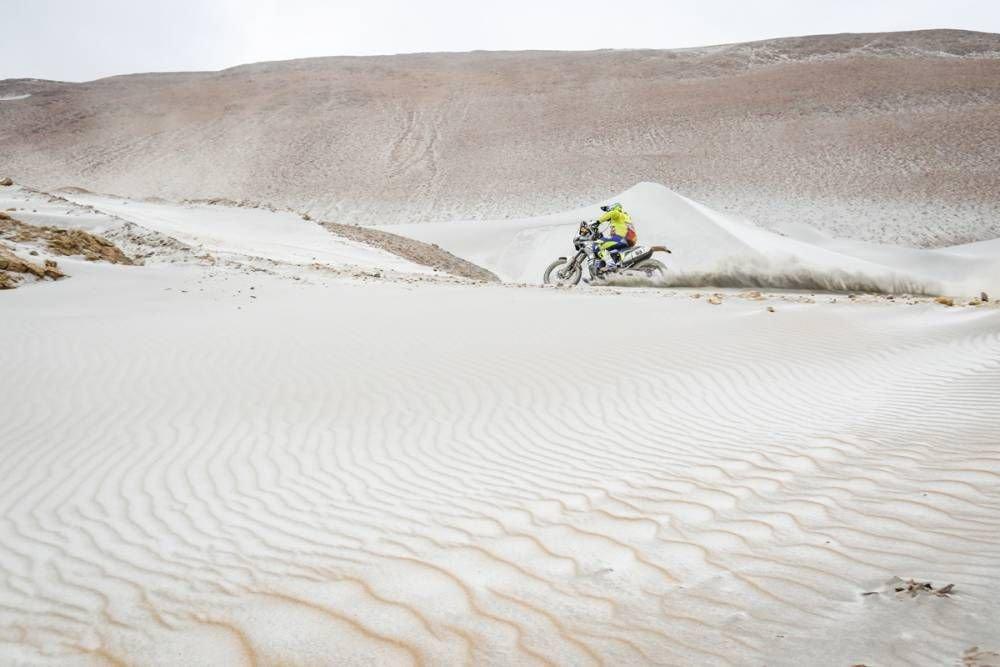Dakar 2019 - 4. etapa