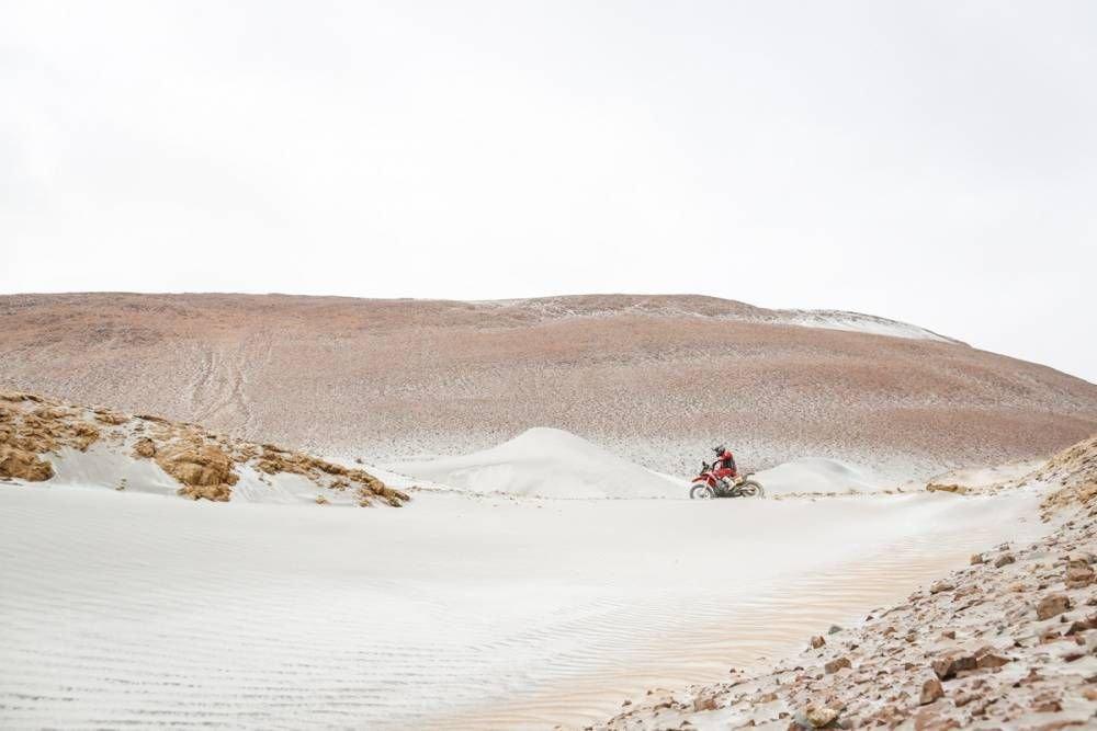 Ricky Brabec - 4. etapa - Dakar 2019